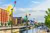 Belgium-Brussels-Capital Region-Quai des Charbonnage