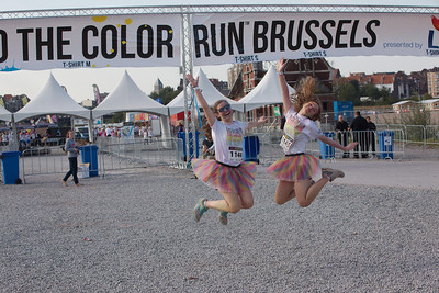 Color Run Brussels 2013