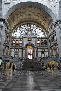 Central Station of Antwerp