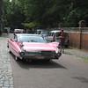 Een amerikaans auto tussendoortje