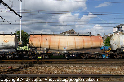 Z Coded (88) (Tank wagons)