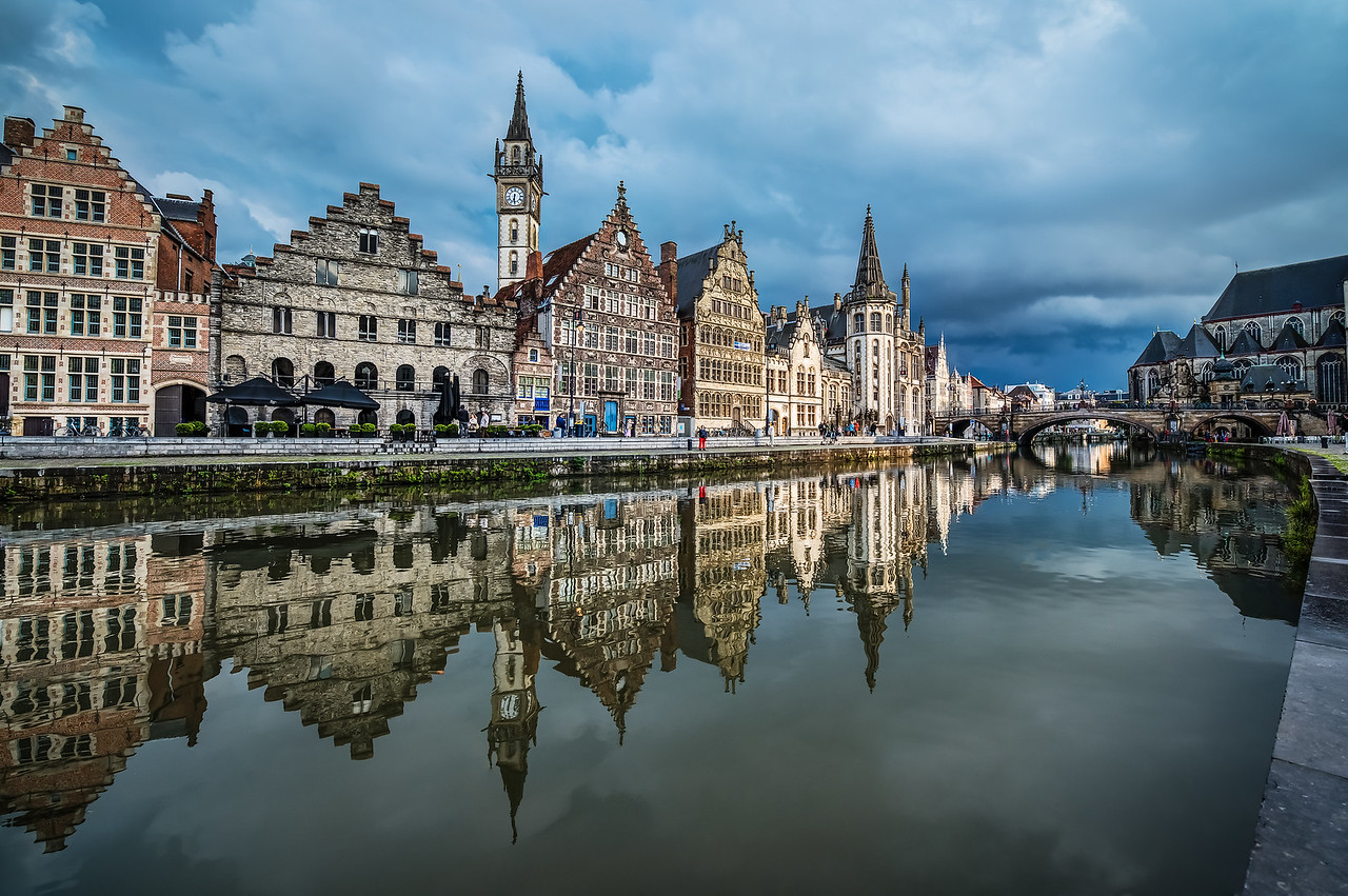 Reflective Ghent