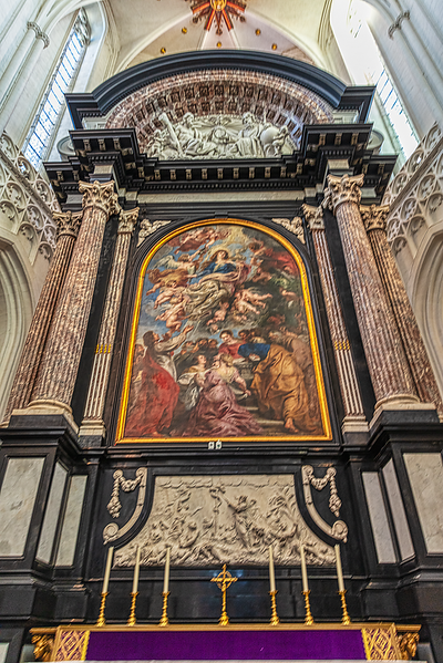 St. Andrew's Church, Antwerp