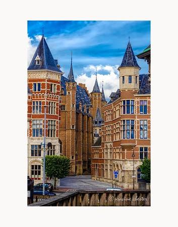 Buildings of Antwerp