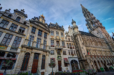 Grand Place Architecture
