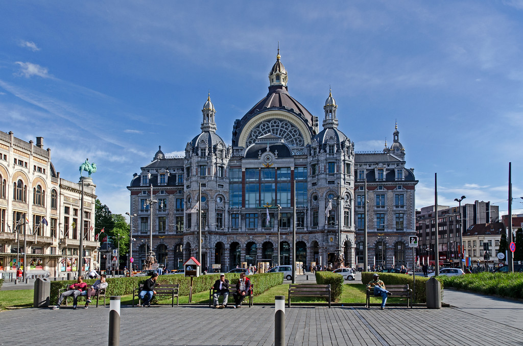 Antwerp Station