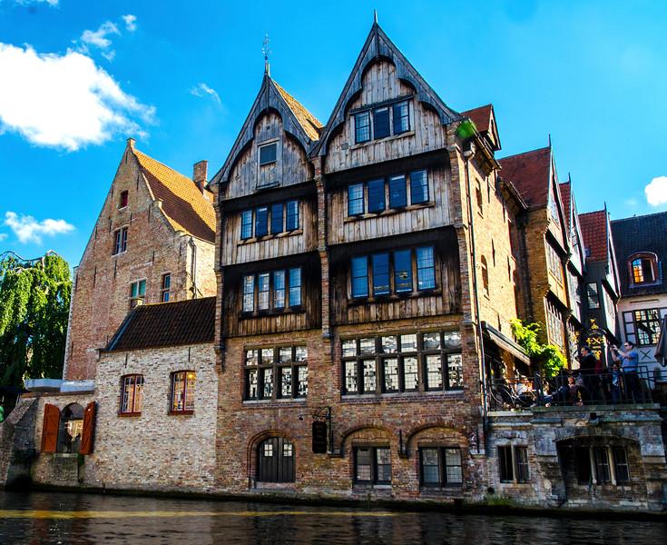 Homes of Bruges