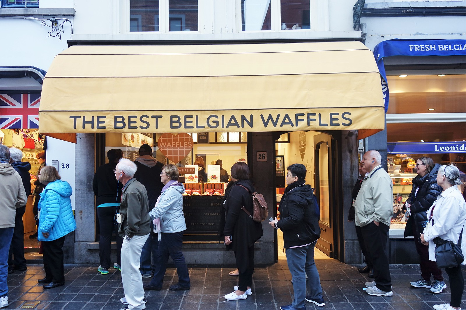 best waffles in bruges i love waffles