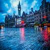 Rainy Ghent