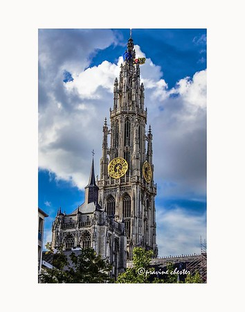 Antwerp Cathedral