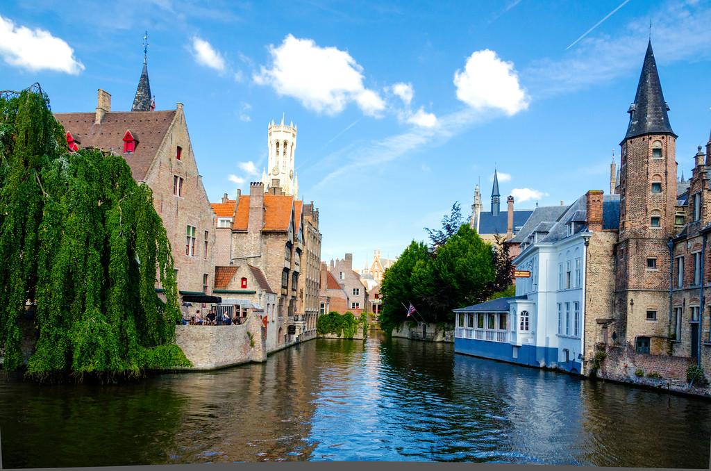 Beauty of Bruges