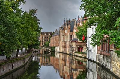Bruges Canals