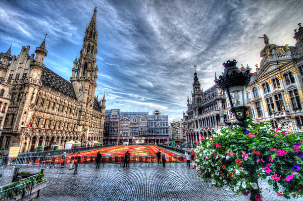 Maybe my favorite Belgium photo :)