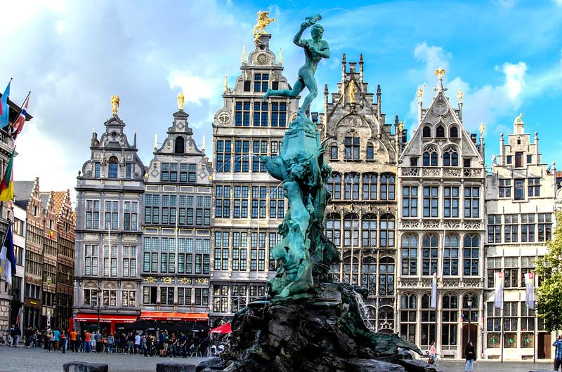 Houses of Antwerp