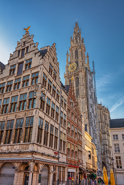 St. Andrew's Church, Antwerp