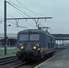 It could do with a good wash and the days of passenger service are long over but SNCB 2553 still soldiers on as seen at Antwerpen Noorderdokken on 31 August 2006