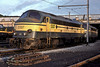 Basking in the late afternoon sunshine of 16 July 1989 at Ronet depot was SNCB 5307