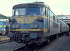 SNCB 2615 waits its next duty at Ronet depot on 6 October 1990