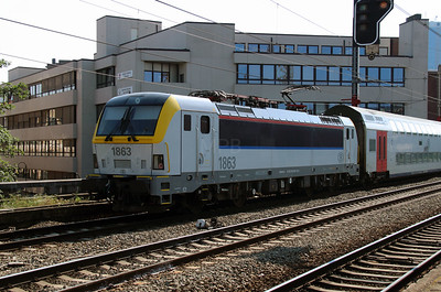 1863 at Brusssel Chapelle on 7th June 2013