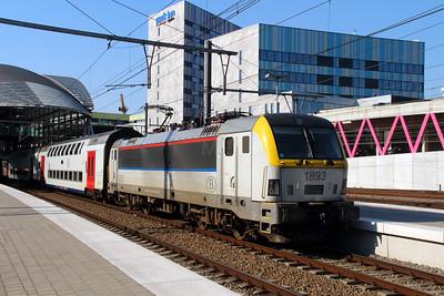 1893 (91 88 0180 930-5 B-B) at Leuven on 7th June 2013