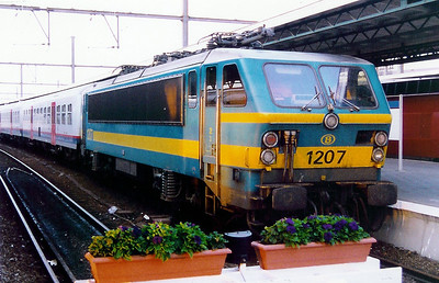 1207 at Oostende on 20th June 1998