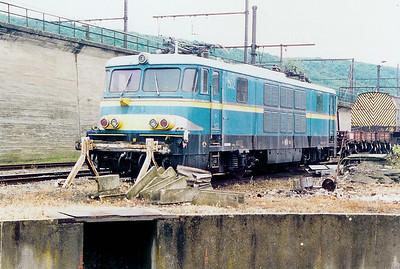 1502 at Kinkempois Depot on 24th May 2003