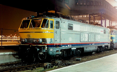 1601 at Oostende on 21st February 1998