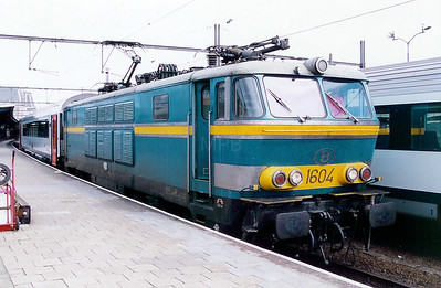 1604 at Oostende on 23rd July 1998
