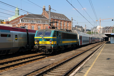 2110 at Brusssel Chapelle on 7th June 2013