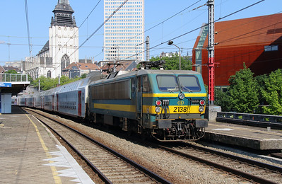 2138 at Brusssel Chapelle on 7th June 2013