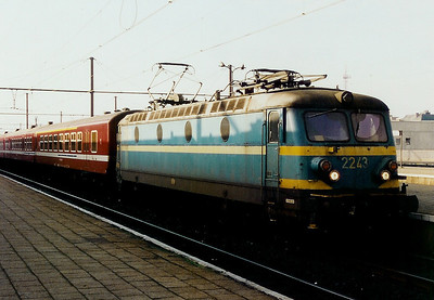 2243 at Mechelen on 18th November 1998