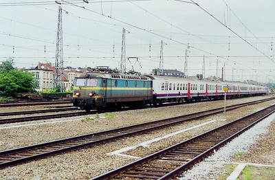 2241 at Brussel Nord on 23rd May 2003