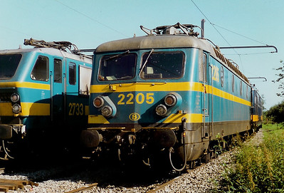 2205 at Leuven on 15th June 1996