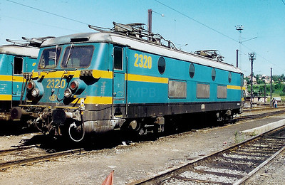 2320 at Ronet Depot on 19th June 1999