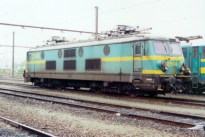 2504 at Schaarbeek Depot on 24th May 2003
