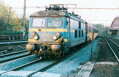 2510 at Mechelen on 30th October 1998