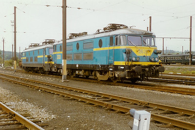 2620 at Ronet Depot on 28th September 1996