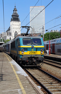 2706 at Brusssel Chapelle on 7th June 2013