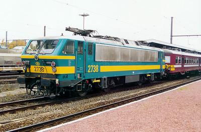 2738 at Mons on 9th November 2003