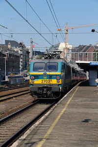 2703 at Brusssel Chapelle on 7th June 2013