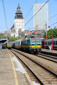 2743 at Brusssel Chapelle on 7th June 2013