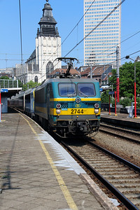 2744 at Brusssel Chapelle on 7th June 2013