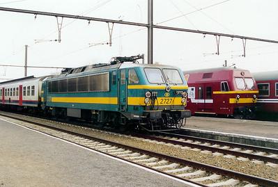 2727 at Dendermonde on 8th November 2003