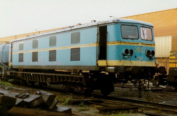 B Class 28 (1st Generation)