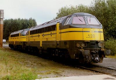 B Class 52