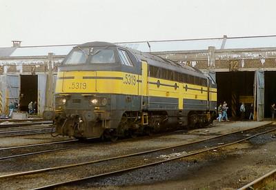 B Class 53