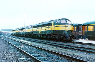 5304 at Virton on 31st October 1998
