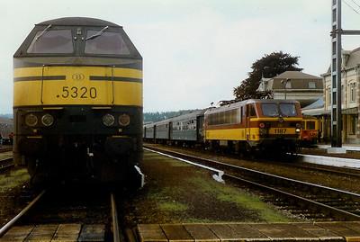 5320 & 1187 at Virton on 28th September 1996