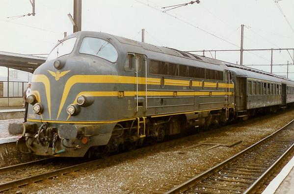 B Class 54