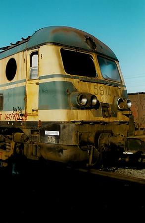 B Class 59